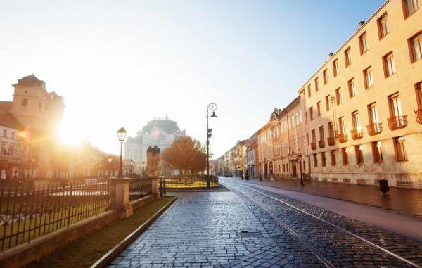Innenstadt von Kosice