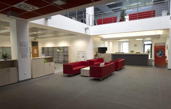 Die Bibliothek der Jessenius Universität Martin